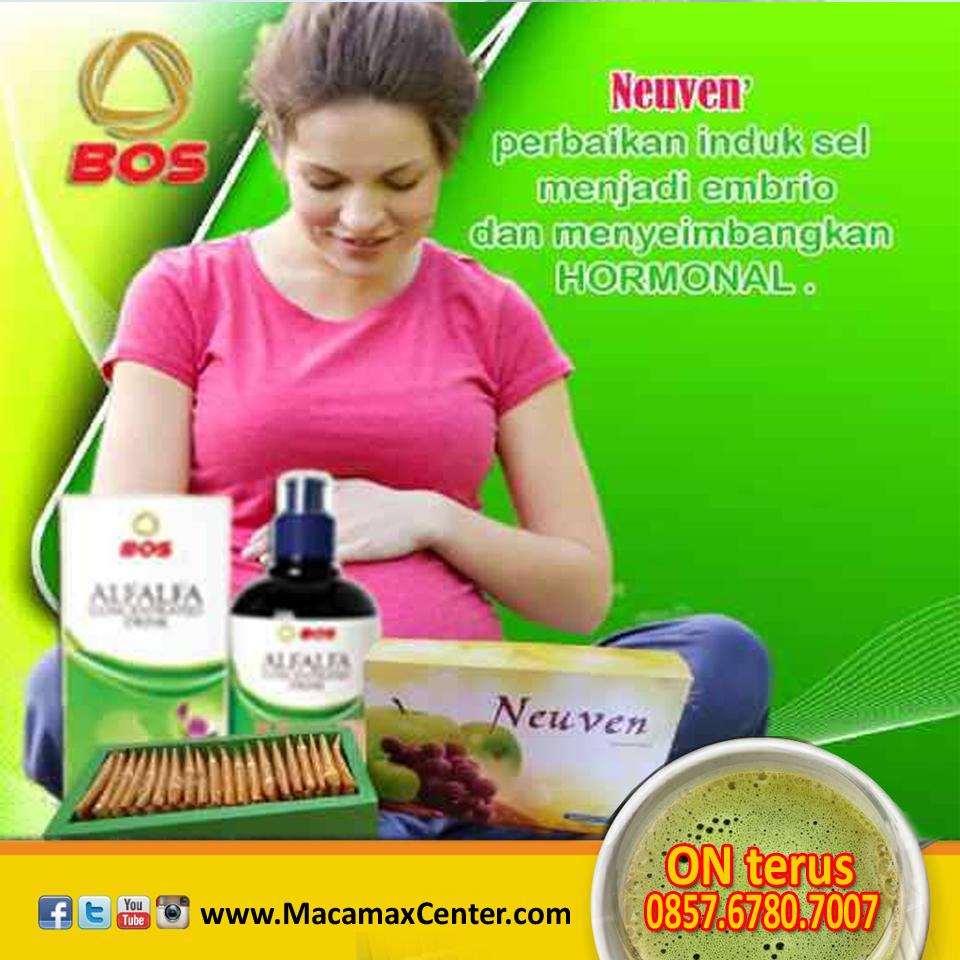 Neuven Herbal Double Stemcell Promil Obat Herbal dari Bos