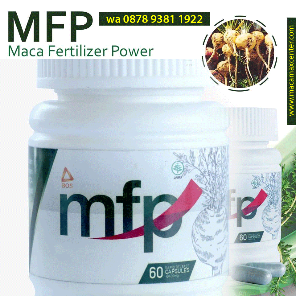Harga maca Fertilizer Power