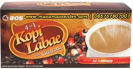 Kopi Labae with Guarana